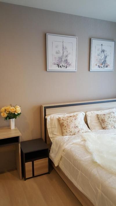 ขายคอนโดอ่อนนุช อุดมสุข : ขายราคาดีที่สุดพร้อมเฟอร์ 1 Bed Plus 40 ตรม ชั้น 4 เพียง 4.8 ล้านบาท