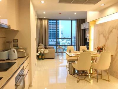 For RentCondoSathorn, Narathiwat : ✅ For Rent ** The Bangkok Sathorn ตกแต่งสวยมากๆ วิวดีสุดๆ พร้อมเข้าอยู่ **