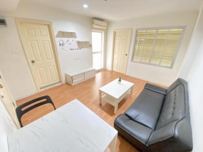 For RentCondoRamkhamhaeng, Hua Mak : For rent, Condo Lumpini Ramkhamhaeng 44. 35 sqm. Floor 17, 8,500 baht.