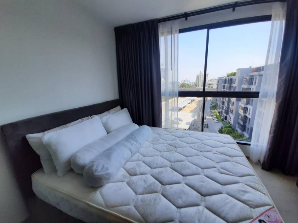 For RentCondoRama9, RCA, Petchaburi : Rent Condo Rise rama 9, Floor 8, Building D, price (includes central fee)