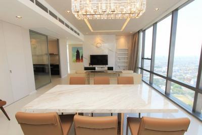 For RentCondoSathorn, Narathiwat : For Rent ** The Bangkok Sathorn 2 Bed / 2 Bath, Ready to move in **