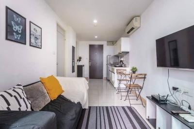 For SaleCondoOnnut, Udomsuk : +++ Hot sale +++ The President Sukhumvit 81, 1 bedroom, 35 sqm, next to BTS On Nut