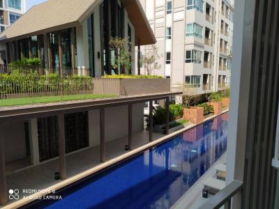 For RentCondoChiang Mai, Chiang Rai : D Condo Rin Chiangmai 1 bed for rent