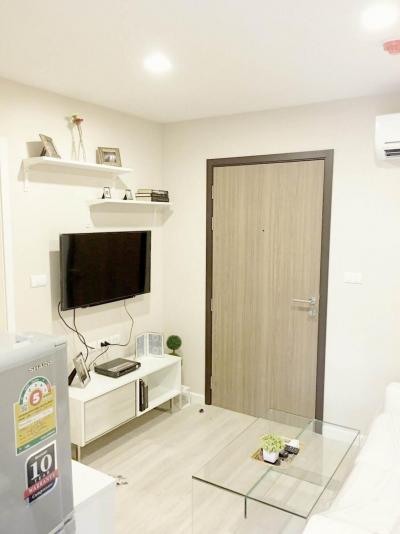 For RentCondoKhlongtoei, Kluaynamthai : 0601😊 For RENT ให้เช่า 1 ห้องนอน 🚄ใกล้ BTS เอกมัย เพียง 4 นาที 🏢โครงการ เมโทรลักซ์ เอกมัย-พระราม 4 Metro Luxe Ekkamai-Rama 4 🔔พื้นที่:25.00ตร.ม. 💲ราคาเช่า:13,000.-บาท 📞นัดชมห้อง:099-5919653 ✅LineID:@sureresidence
