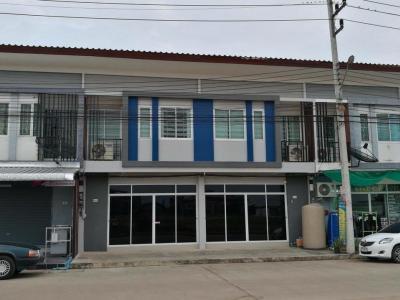 ขายตึกแถว อาคารพาณิชย์ปราจีนบุรี : ขายด่วน อาคารพาณิชย์ห้องใหม่ 2 คูหา ใกล้นิคมอุตสาหกรรม 304 ปราจีนบุรี