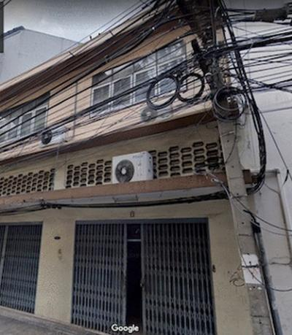 For RentShophouseKhlongtoei, Kluaynamthai : Commercial building for rent 2 booths, Soi Sukhumvit 22 near BTS Phrom Phong Phrom Phong, Asoke, Rama 4, Khlong Toei
