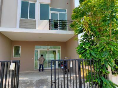 For RentTownhouseBangna, Lasalle, Bearing : Townhouse for Rent : Casa City Bangna km.7