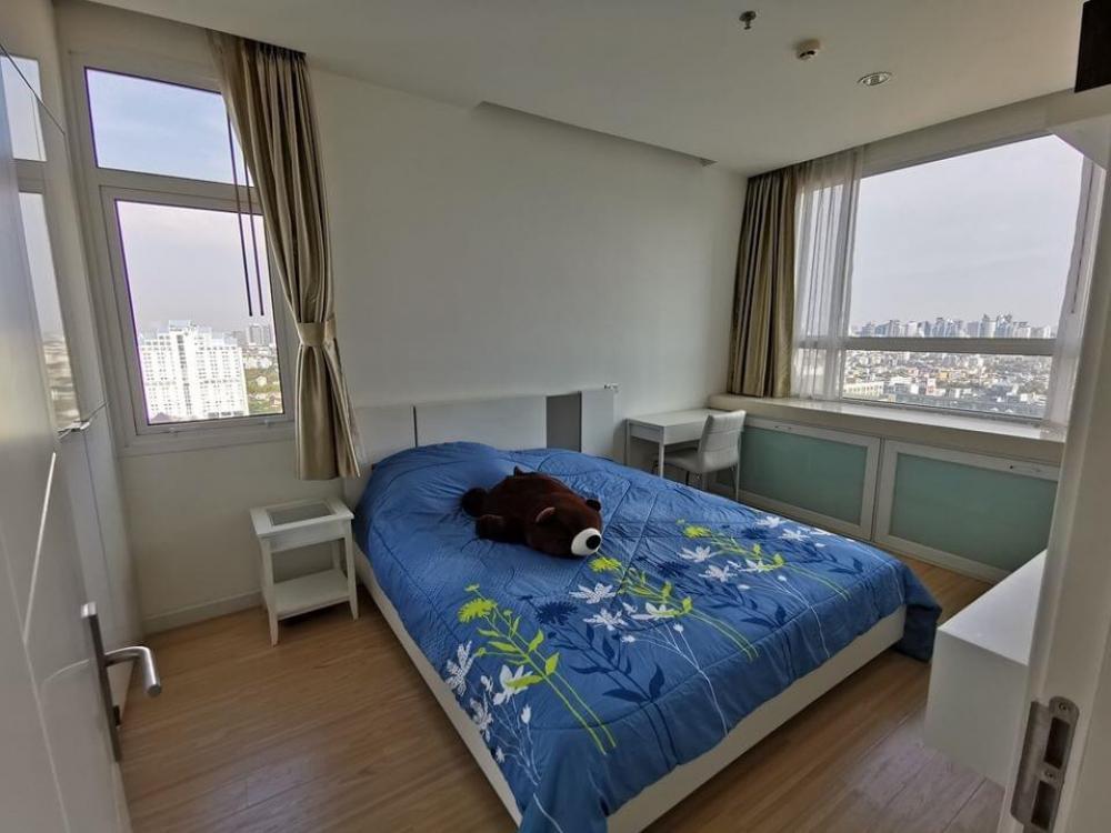 เช่าคอนโดพระราม 9 เพชรบุรีตัดใหม่ : ให้เช่าคอนโด TC Green Condo ห้องมุม #ใกล้กับ MRT พระราม 9