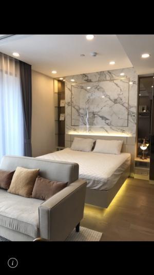 เช่าคอนโดสยาม จุฬา สามย่าน : เช็คด่วนห้องเช่า Ashton Chula - Silom 1Bedroom ห้องสวย ชั้นสูง
