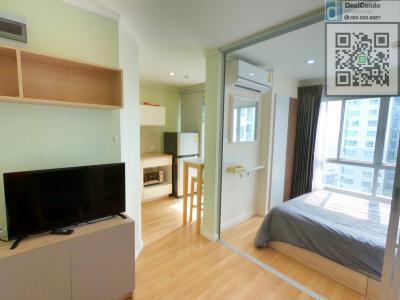 For RentCondoChengwatana, Muangthong : [[VA211]] For Rent Lumpini Ville Chaengwatthana - Pakkret - 1 bed 23 sq.m.