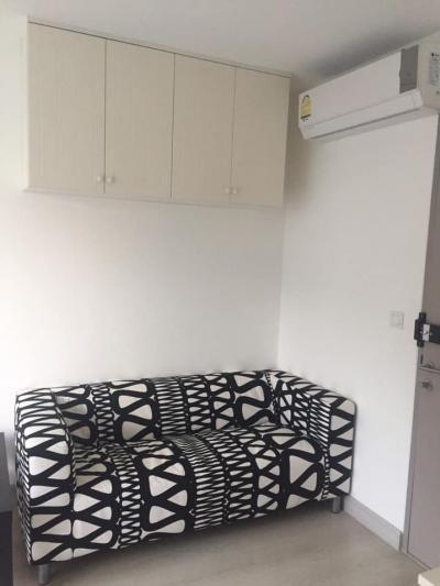 For RentCondoOnnut, Udomsuk : M2310-Condo for rent Ideo Mobi Sukhumvit 81 Fully furnished