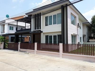 For SaleHouseRangsit, Patumtani : Big house on sale. Sue Trong Cozy, Rangsit, Khlong 6, quality detached house, 83.9 sq.wah 240 sqm., 5 bedrooms, 4 bathrooms, sell at very special price