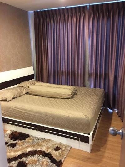 เช่าคอนโดอ่อนนุช อุดมสุข : ให้เช่าคอนโด The Base 77 อ่อนนุช one bed ห้อง 30 ตรม ชั้น 18 วิวโอเค