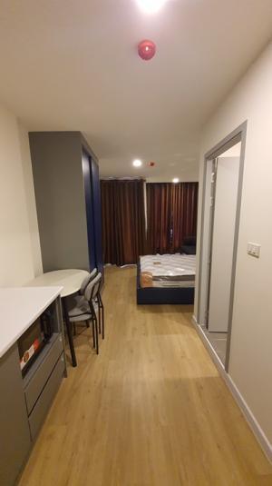 For RentCondoRangsit, Patumtani : Condo for rent Attitude BU, Bangkok condo, 23 sqm, cheap price