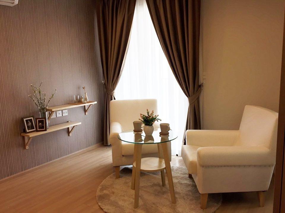 For RentCondoRatchathewi,Phayathai : ✨For Rent Cozy 1 Bed Maestro 12 Ratchatewi BTS✨