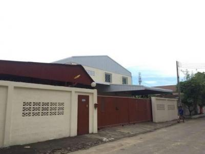 For RentWarehouseRama 8, Samsen, Ratchawat : Factory warehouse for rent 196 sqw 675 sqm in Krathum Baen area 15m x 25m 7 rooms 55,000 per month sell 14.5 million