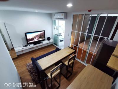 For RentCondoOnnut, Udomsuk : M2354-For Rent Condo Regent Home Sukhumvit 81 fully furnished + electric + washing machine
