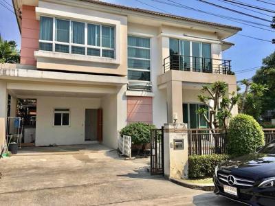 For RentHouseNakhon Pathom, Phutthamonthon, Salaya : RH328 House for rent, Life Bangkok Boulevard, Pinklao-Petchkasem, next to Phuttamonthon Sai 4 road.
