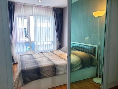 For RentCondoOnnut, Udomsuk : M2355-Rent Regent Home Sukhumvit 81 Furnished + Electric + Washing machine