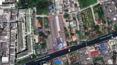 For SaleLandBang kae, Phetkasem : Land for sale, 3 rai, near reclamation, Bang Khae 1 alley (next property)