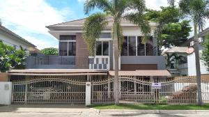 ขายบ้านพระราม 5 ราชพฤกษ์ บางกรวย : ขาย บ้านเดี่ยวสภาพดี ทำเลหน้าสวน ใกล้การไฟฟ้าบางใหญ่ ติดถนนใหญ่ เดินทางสะดวก