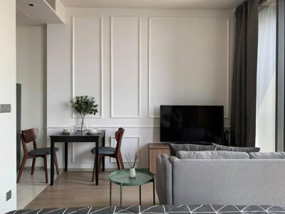 For RentCondoSilom, Saladaeng, Bangrak : For Rent ** ASHTON Silom - Ashton Silom, high floor, great view, ready to move in **