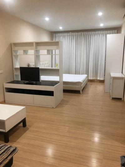 For RentCondoLadprao101, The Mall Bang Kapi : Condo for rent HAPPY CONDO Lat Phrao 101, fully furnished, good price, only 9,500 baht