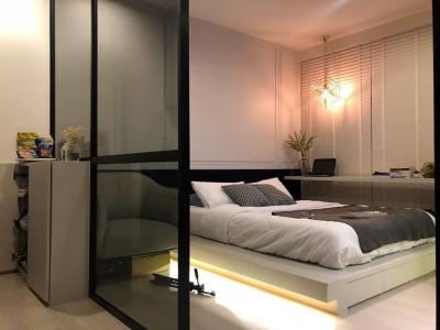 ขายคอนโดพระราม 9 เพชรบุรีตัดใหม่ : +++ขายด่วน+ Rhythm Asoke 1 ห้องนอน 22 ตร.ม. แต่งสวยพร้อมเข้าอยู่!!!
