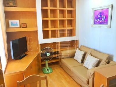 For RentCondoRatchathewi,Phayathai : For Rent Pathumwan Resort (49.5 sqm.)