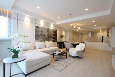 เช่าคอนโดสุขุมวิท อโศก ทองหล่อ : For rent : Nusasiri Grand Ekkamai 3 beds  Sukhumvit Road