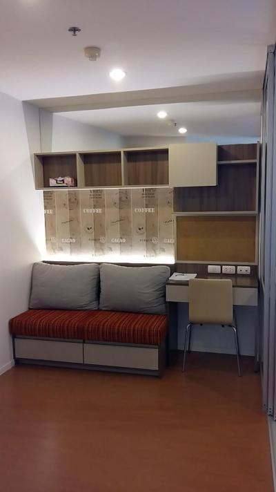 เช่าคอนโดบางนา แบริ่ง : ให้เช่า ห้องแต่งสวย ลุมพินี เมกะซิตี้ 1 ห้องนอน 6500บ.  ใกล้เมกาบางนา IKEA ตกแต่งครบ พร้อมเข้าอยู่