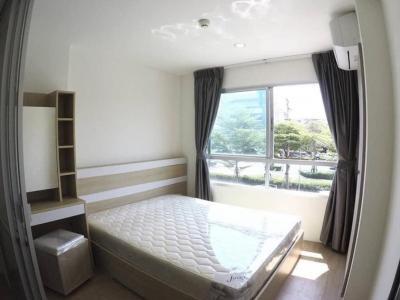 For RentCondoPattanakan, Srinakarin : Condo for rent at Lumpini Ville Onnut-Phatthanakan Soi Onnut 55-1, Prawet