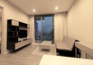 For RentCondoBang Sue, Wong Sawang : Condo for rent, 333 Riverside, City view, 50 m. MRT Taopoon station