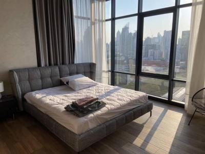 For RentCondoSukhumvit, Asoke, Thonglor : For rent, The Loft Asoke Condo, 2 bedrooms, 81.04 sqm. 🔥 🆕