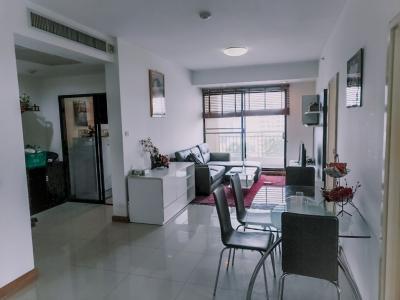 For RentCondoRama3 (Riverside),Satupadit : 6269 2 bedroom condo for rent in Supalai Premier Narathiwat, Sathorn, near Central Rama 3
