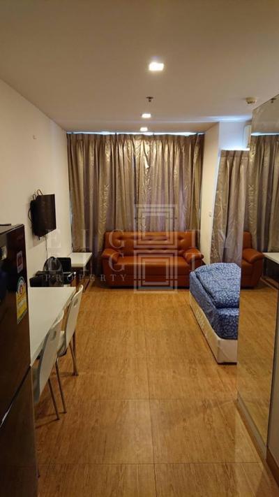 เช่าคอนโดพระราม 9 เพชรบุรีตัดใหม่ : For Rent Casa Condo Asoke-Dindaeng (26 sqm.)