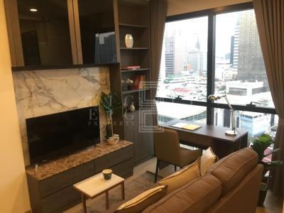 เช่าคอนโดสยาม จุฬา สามย่าน : For Rent Ashton Chula-Silom (33 sqm.)