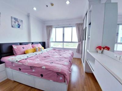 For RentCondoRama9, RCA, Petchaburi : Condo for rent  Lumpini Place Rama 9-Ratchada 🆕