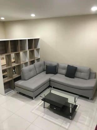 For RentShophouseRama9, RCA, Petchaburi : Rent Baan Klang Muang Rama 9 near airport link Hua mark