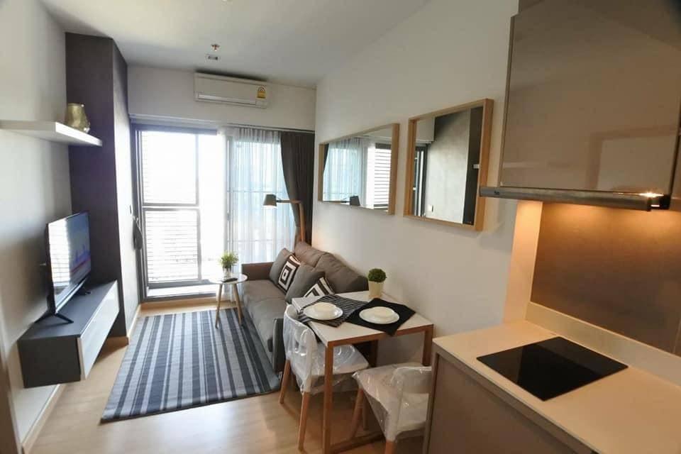 เช่าคอนโดอ่อนนุช อุดมสุข : +++เช่าด่วน ห้องสวยมาก +++ Whizdom Connect Sukhumvit 101* 1 ห้องนอน 29   ตร.ม. ชั้น 11  แต่งสวย พร้อมอยู่