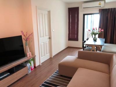 For RentCondoRama3 (Riverside),Satupadit : For rent condo U Delight Residence Riverfront Rama 3