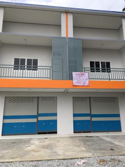 For SaleShophouseNarathiwat : Sell / Rent Commercial Building Twin House, 3 bedrooms, 2 bathrooms, wide