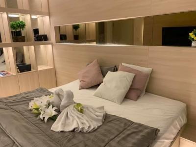 เช่าคอนโดพระราม 9 เพชรบุรีตัดใหม่ : ให้เช่าคอนโด ไลฟ์ อโศก 2 ห้องนอน 2 ห้องน้ำ  54 ตรม. 🔥 🆕