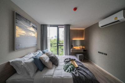 เช่าคอนโดสุขุมวิท อโศก ทองหล่อ : ให้เช่า The Teak Sukhumvit 39 1 ห้องนอน Plus (ห้องอเนกประสงค์) 41 sqm THB30,000 (ภาพถ่ายจากห้องจริง)