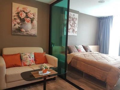For RentCondoVipawadee, Don Mueang, Lak Si : For rent Brown Condo Phahonyothin 67