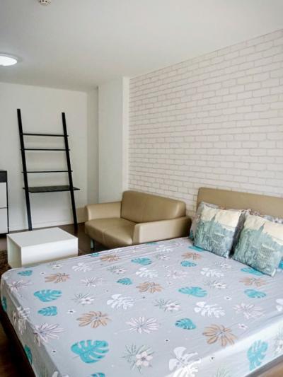 For SaleCondoChiang Mai : DCondo Campus Resort Chiangmai 30 Sqm Floor 6th Condo for Sale 2.25 MB