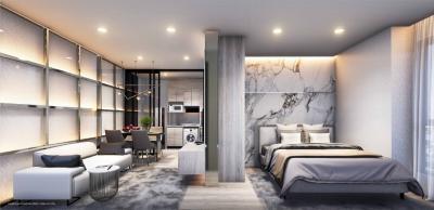 Sale DownCondoSapankwai,Jatujak : Owners sell cheap !!! 2 bedroom 3.9 million sales down payment RISE Phahon-Inthamara