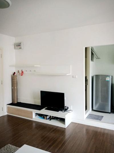 For SaleCondoChiang Mai : DCondo Campus Resort Chiangmai 30 Sqm Floor 5th Condo for Sale