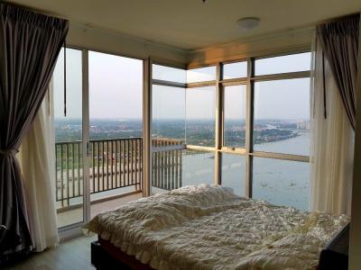 เช่าคอนโดรัตนาธิเบศร์ สนามบินน้ำ : ให้เช่าคอนโด แมเนอร์ สนามบินน้ำ 2 ห้องนอน ห้องหน้าแม่น้ำ ติดกระทรวงพาณิชย์ สวยครบ พร้อมอยู่