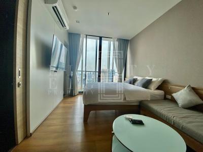 เช่าคอนโดสุขุมวิท อโศก ทองหล่อ : For Rent Park Origin Phrom Phong (28 sqm.)
